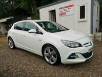 2013 Vauxhall Astra LIMITED EDITION HATCHBACK Petrol Manual