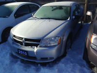 2010 Dodge Avenger WE FINANCE ANY CREDIT Sedan