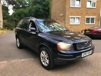 Volvo XC90 7 SEATS 2007 MODEL NICE CLEAN CAR LEATHER NAVIGATION GOOD CONDITION