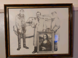 Only Fools and Horses in frame