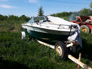 Single Axle Boat Trailer