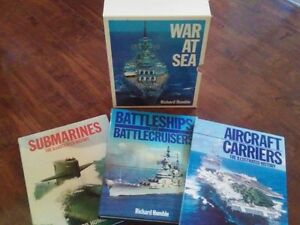War at Sea 3-book set