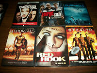 Various DVD's Available