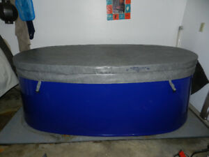 SPA BERRY HOT TUB 110VOLTS