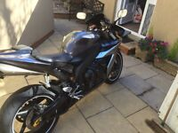 Yamaha r1 2005 5vy sell or swap for raptor quad or sports tourer