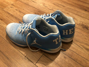Jordan 31 low UNC basketball shoes size 12