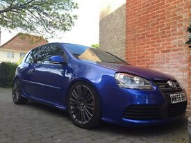 2007 Volkswagen Golf R32