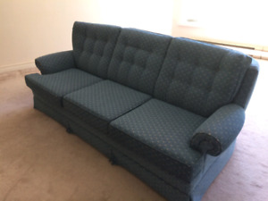 Free sofa bed for pickup today in North Bay