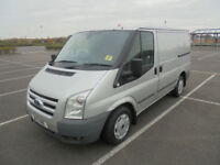 2011 11 FORD TRANSIT TREND 2.2 TDCi 115PS 280 SWB LOW ROOF PANEL VAN IN SILVER