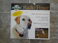 Radio Fence   Pet containment System