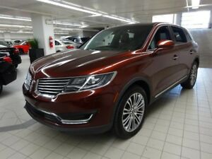 Lincoln MKX AWD Reserve TOIT+CUIR+GPS+CAMÉRA 2016