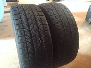 205/55-16 BF Goodrich Winter Slalom tires