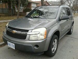 2006 CHEVROLET EQUINOX FOR SALE !!! SAFTEY AND ETEST READY!!!!!!