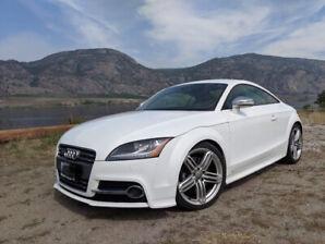 Minty Audi TTS