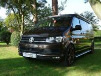 Volkswagen T6 Transporter Highline LWB, 4 Berth Campervan for sale