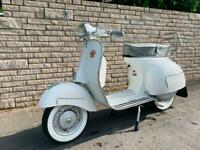 Vespa MotoVespa 150s (Spanish version of the Mk2 GS.