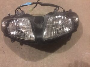 Sv1000 headlight