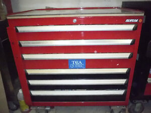 *****HEAVY DUTY COFFRE A OUTILS / TOOL BOX ROUSSEAU*****