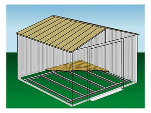 Arrow Shed FB1014-A Floor Frame Kit