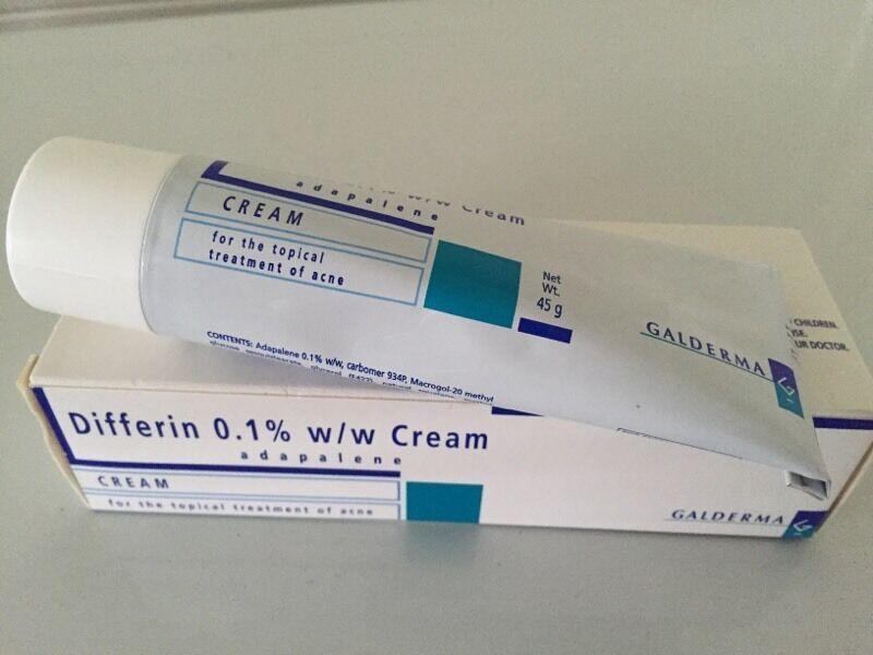Adapalene Cream 0.1 For Wrinkles