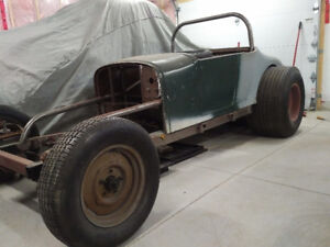 1927 Ford Roadster ***winter project***