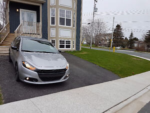 2015 Dodge Dart Blacktop Fr Alberta Undercoated w/ Winter Wheels