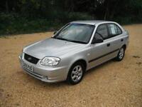 2005 Hyundai Accent 1.3 GSi 5dr
