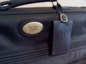 Valise de voyage d'affaires , porte vêtements, pliable
