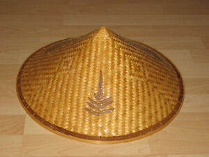 TRADITIONAL CHINESE FARMER HAT