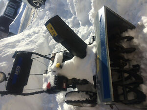 Snowblower for sale!