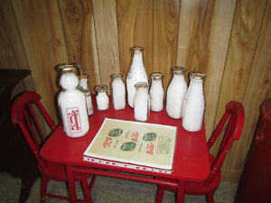 Collectible Toys,bottles,doll,models.with display case Sarnia Sarnia Area image 2