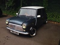 Classic Mini Mayfair PROJECT