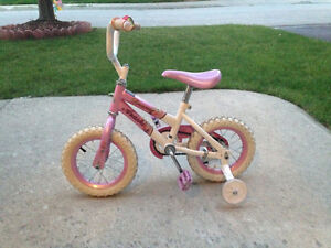 12 inch bike in excellent used condition