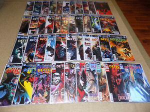 BATMAN DETECTIVE COMICS #934 - 978, NEAR MINT, DC COMIC BOOKS