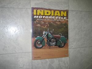 Indian motorcyle restoration guide Edmonton Edmonton Area image 1