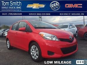 2014 Toyota Yaris LE   - LOW KMS -  EASY TO PARK - Low Mileage