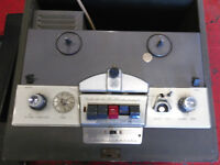 STEREO TUBE TAPE RECORDER, VOICE OF MUSIC V-M TAPE-O-MATIC