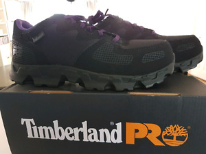 New women's Timberland safety shoes