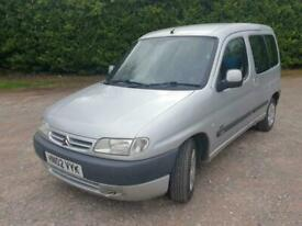 CITROEN BERLINGO MULTISPACE FORTE,Camper-van., No VAT £1995 call 07903496696