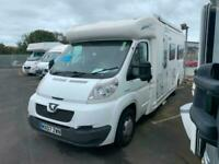2007 AUTOCRUISE STARDREAM PEUGEOT BOXER 2.2 HDI 120 BHP Chassis Cab Diesel Manu