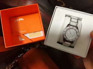 Folli Follie Ceramic Sport Watch