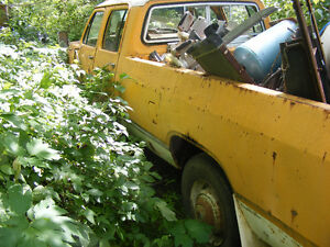 1981 Dodge Power Ram 2500 Other