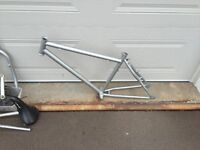 Norco Bushpilot frame and parts