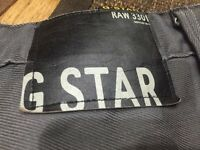 New G star jeans