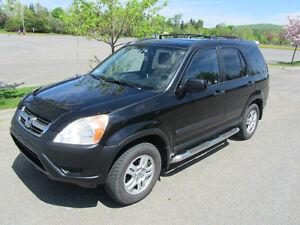 2004 Honda CR-V EX 4x4