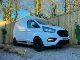 2019 FORD TRANSIT CUSTOM TREND HIGH ROOF VAN *ENFORCER EDITION* ONLY 3000 MILES