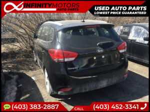 2013 KIA RONDO FOR PARTS PARTING OUT CARS CAR PARTS