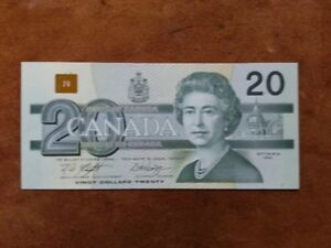 1991 - Twenty Dollar Note