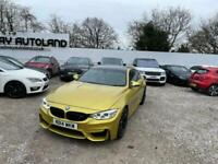 2014 BMW M4 3.0 BiTurbo DCT (s/s) 2dr Coupe Petrol Automatic
