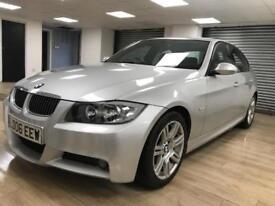 BMW 320 2.0i M Sport SAT NAV BLUETOOTH PARKING SENSORS WARRANTY 12 MONTHS MOT